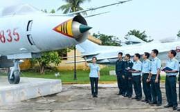 """""""Bệ phóng"""" cho những cánh bay bảo vệ bầu trời Tổ quốc"""