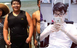 Sau sai lầm giảm cân, chàng trai 120kg lấy lại vóc dáng với 72kg
