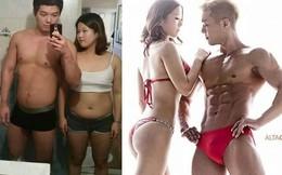 Cặp đôi Hàn Quốc lột xác thần kỳ với diện mạo như siêu mẫu