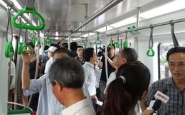 Dư luận về tàu mẫu đường sắt đô thị Cát Linh – Hà Đông: Quá đơn điệu và dễ thiếu… tế nhị!