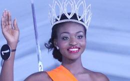 Hoa hậu Zimbabwe bị tước vương miện vì ảnh nóng