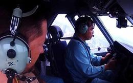 Hình ảnh phi công Việt Nam làm chủ C-295 châu Âu