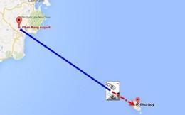 Nhân chứng kể lại khoảnh khắc 2 chiếc Su-22 rơi trên biển Phú Quý