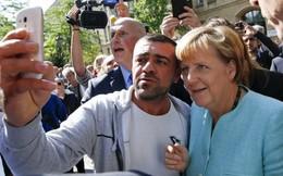 Bà Merkel thành người hùng trong khủng hoảng tị nạn