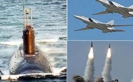 """3 siêu vũ khí Nga xây """"Bức tường thép Crimea"""" chống NATO"""