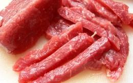 Những người tuyệt đối không được ăn thịt bò