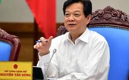 Thủ tướng Nguyễn Tấn Dũng: 'Tôi yêu cầu dứt khoát đóng cửa rừng'