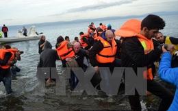 """Hy Lạp """"làm ngơ"""" cho nghi can khủng bố trà trộn vào người tị nạn"""