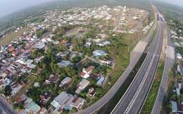 Cao tốc 120 km/h đẹp nhất Sài Gòn trước ngày thông xe