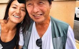 Cô gái tìm được cha nhờ chụp ảnh người vô gia cư