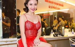 Văn Mai Hương mặc gợi cảm, tiết lộ lý do bỏ hát suốt 1 năm