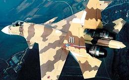 """Tiêm kích Su-37: """"Kẻ hủy diệt"""" đáng sợ nhất hành tinh"""