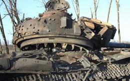 Xe tăng Ukraine không chịu nổi 1 đòn tấn công