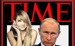 """Nữ ca sĩ bốc lửa người Hàn Quốc """"trên cơ"""" Putin về tầm ảnh hưởng"""