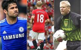 Những cầu thủ chơi xấu nhất trong kỉ nguyên Premier League