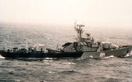 Những chiến hạm mạnh nhất của Việt Nam tại Trường Sa năm 1988