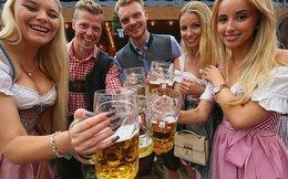 Ngây ngất lễ hội bia Oktoberfest tại Đức