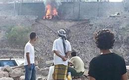 Xe chở thủ hiến vùng Aden bị đột kích