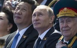 Trung Quốc đứng đâu trong thế chân vạc Nga-Trung-Mỹ?