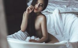 Bức ảnh nude đầu tiên đầy thị phi của 9x Sài Thành
