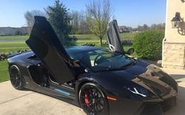 Đập hộp siêu xe Lamborghini Aventador của Gia Lai Team