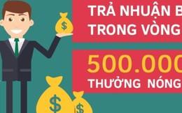 Ngày 6/4: CTV THỂ THAO ĐƯỢC THƯỞNG 500.000đ CHO TIN BÀI HAY