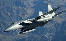 """3 điểm nhấn khiến chiến đấu cơ F-15 """"khủng"""" nhất hành tinh"""