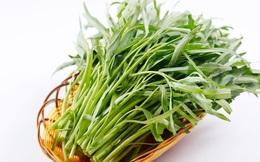 Mất mạng nếu ăn rau muống không đúng cách
