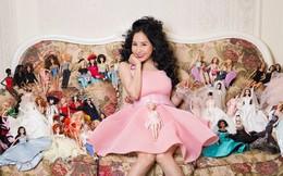 Người đẹp 39 tuổi gây bất ngờ với đam mê sưu tập búp bê