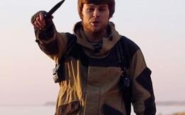 """IS tung video hành quyết chặt đầu """"gián điệp Nga"""""""