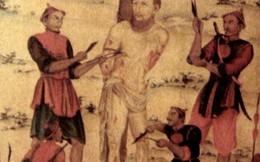 Khiếp sợ với hình phạt lăng trì trong lịch sử