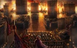 """Bất ngờ với câu """"phán"""" của Tào Tháo sau chiến bại Xích Bích"""