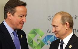 Thủ tướng David Cameron và Tổng thống Putin đồng ý cùng nhau chống IS
