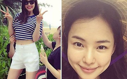 Hoa hậu Hàn đẹp nhất thế giới khoe clip ngồi xích lô du ngoạn Việt Nam