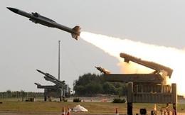 Không quân Ấn Độ tiếp nhận tên lửa phòng không Akash