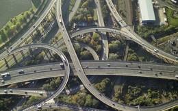 Chùm ảnh: Chóng mặt với những giao lộ phức tạp nhất thế giới