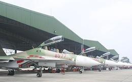 Trung đoàn Không quân 923 ra quân huấn luyện