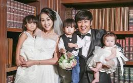 'Đoàn Dự' Trần Hạo Dân vất vả kiếm tiền nuôi vợ con