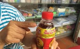 Đắk Lắk: Phát hiện chai trà Dr. Thanh có dị vật lạ