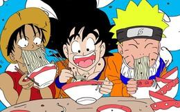 """Naruto, Songoku, Luffy: Ai là người """"trong sáng"""" nhất?"""