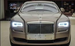 Rolls-Royce Ghost series II chính hãng về VN giá 20,9 tỷ đồng