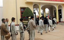 Tết về ở trại giam giữ hàng nghìn phạm nhân