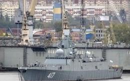 """Lộ thời điểm Hải quân Nga nhận tàu khu trục siêu """"khủng"""""""