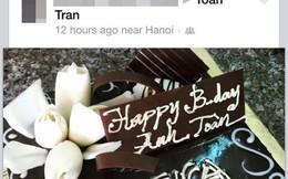 Cư dân mạng nhớ sinh nhật lần thứ 28 của Toàn Shinoda