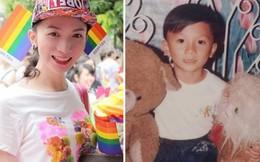 Hình ảnh ít thấy của cô nàng chuyển giới nổi danh Sài Gòn