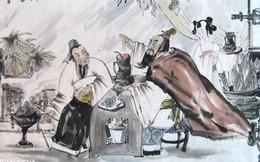 """Giải mật câu nói của Tào Tháo khiến Lưu Bị """"buông bát, rơi đũa"""""""
