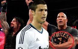 The Rock tuyên chiến Cris Ronaldo vì Irina?