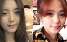 Xôn xao hình ảnh cô gái giống hệt hot girl Lâm Á Hân