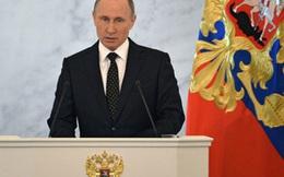 Điểm khác biệt kì lạ trong Thông điệp Liên bang 2015 của Putin