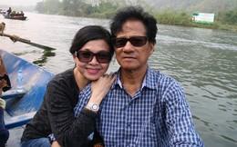Chế Linh đưa vợ trẻ đi du ngoạn